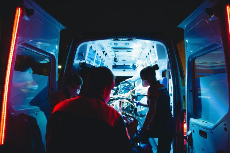 El papel de los servicios de emergencia en la escena del crimen